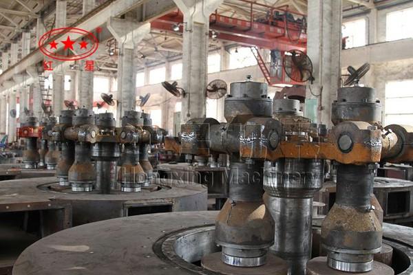 式磨粉机 处理脱硫石灰石粉表现完美